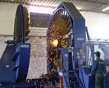 ILCEV canali e tubi in calcestruzzo turbovibrocompresso
