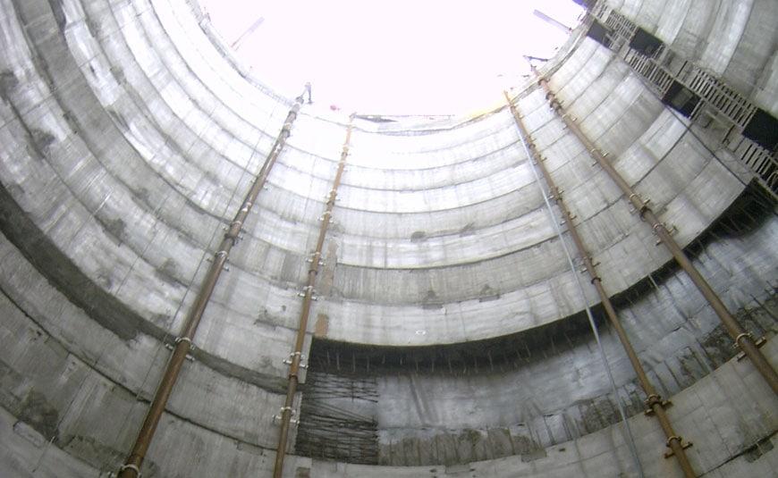 ILCEV Jacking shaft